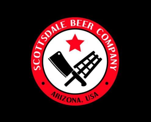 Bemo Design, Scottsdale Beer Company Logo
