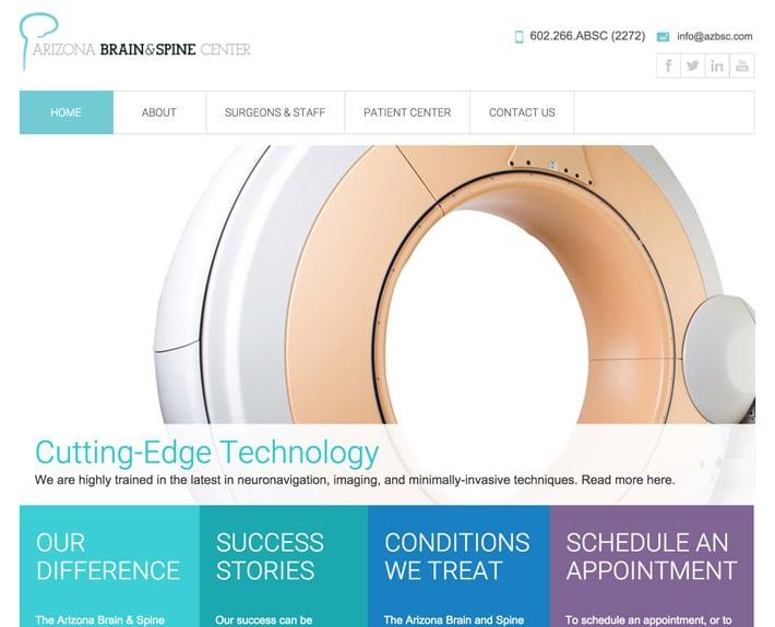 web design in scottsdale