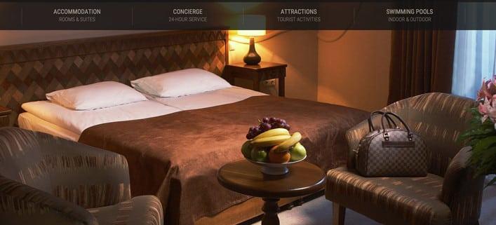 Hotel Website Design Company, Bemo Design