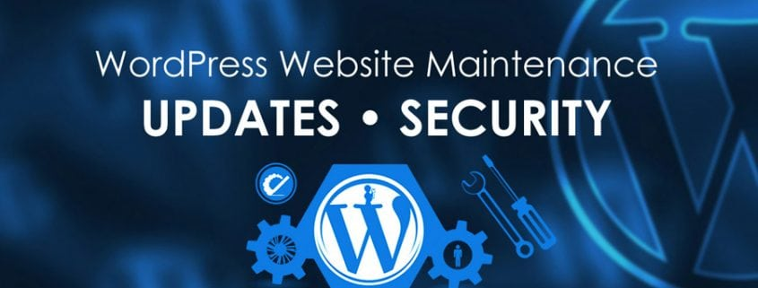 Monthly Maintenance for Your Wordpress Website