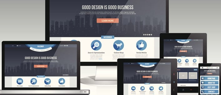 Wordpress Responsive Web Design Company