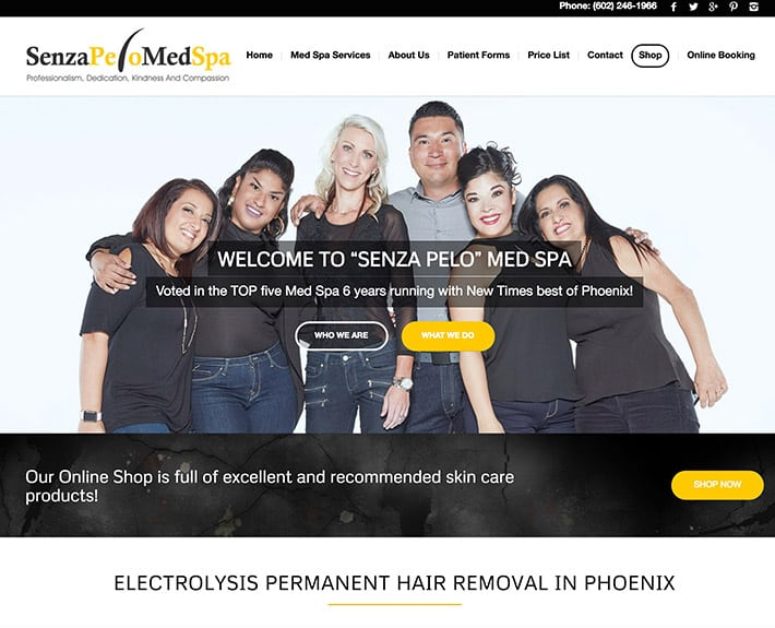 web design scottsdale