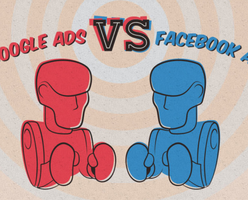 Are Google Ads or Facebook Ads Better
