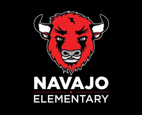 Navajo Elementary Logo