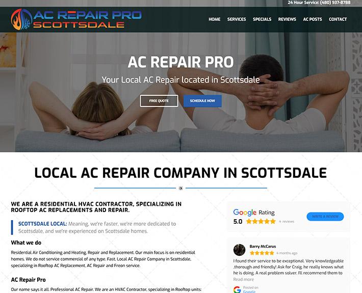 Scottsdale Web Design Company